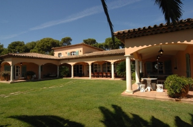 Imagem 1  The most luxurious villa in Saint Tropez Imagem 1