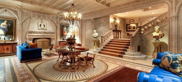 The most expensive homes: Woolworth Mansion in New York City The most expensive homes Woolworth Mansion in New York City1  ABOUT The most expensive homes Woolworth Mansion in New York City1