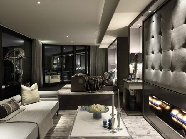 The most expensive apartment in London one hide park the most expensive homes 4