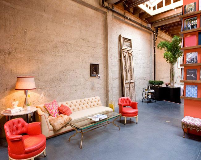 """Jay Jeffers interior""  Jay Jeffers: the San Francisco colorful interior designer Jay Jeffers Studio 2"