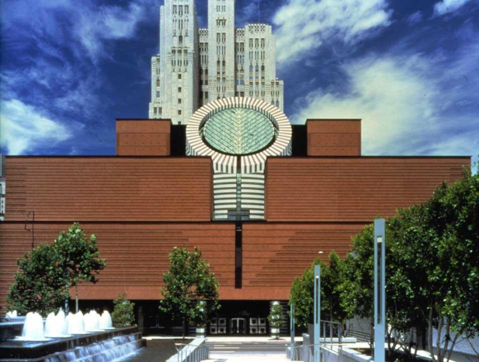 San Francisco Architectural icons 10 San Francisco Architectural icons SFMOMA2