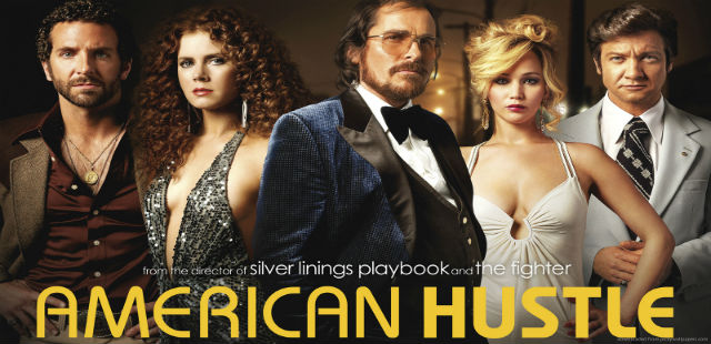 "Interiores: Inside ""American Hustle"" set american hustle poster1"