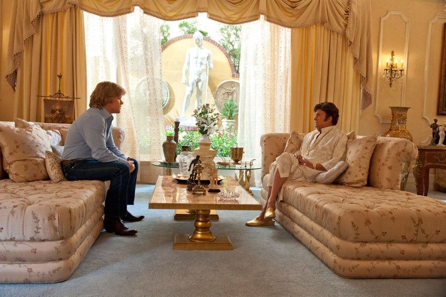 """Living room in Behind the Candelabra"""