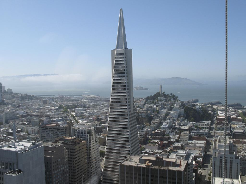 San Francisco Architectural icons 10 San Francisco Architectural icons pyramid