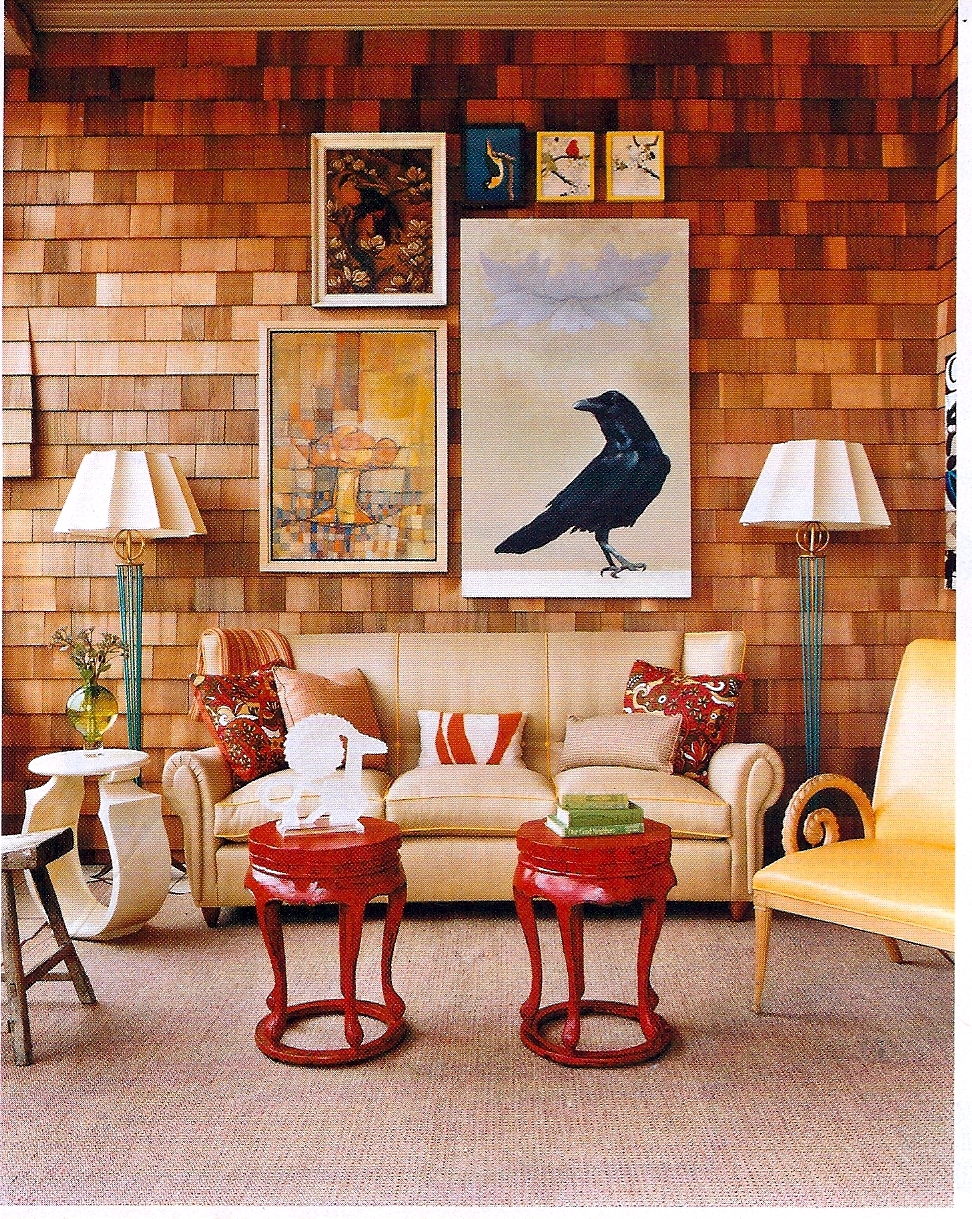 """""""Jay Jeffers from San Francisco""""  Jay Jeffers: the San Francisco colorful interior designer sc005f9e93"""