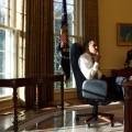"""""""Obama @ oval office"""""""