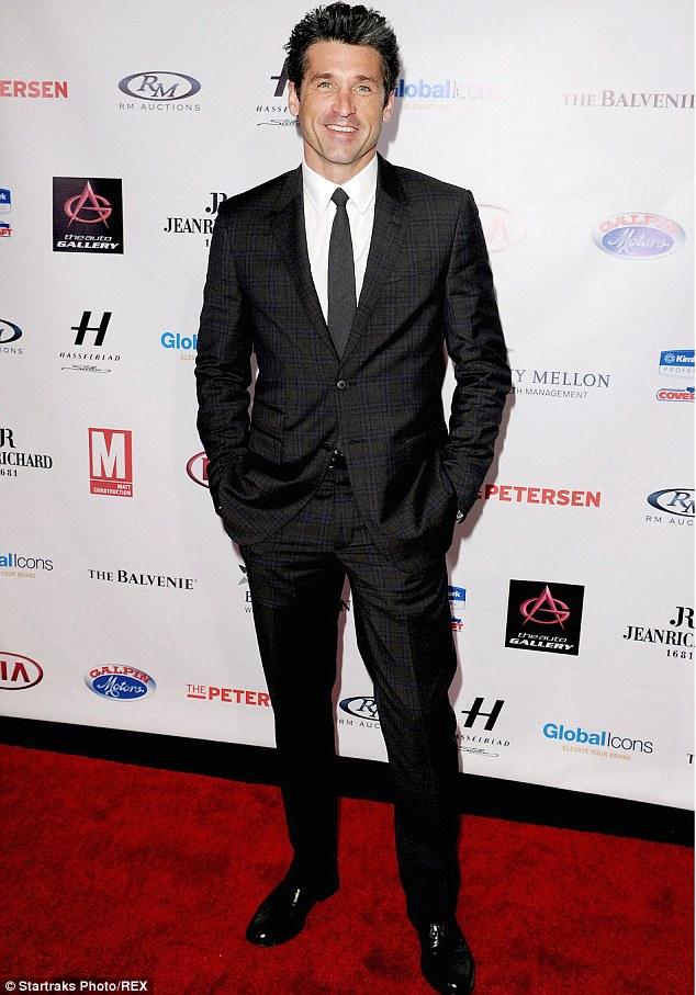 """""""Patrick Dempseys """"  Patrick Dempsey amazing Malibu House article 2552649 1AEADBF600000578 450"""
