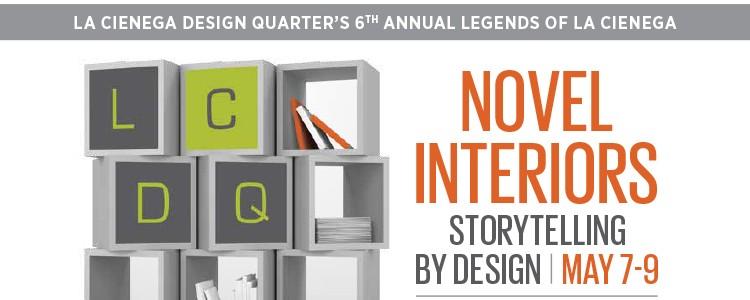 """""""Legends 2014 La Cienega Design Quarter"""""""