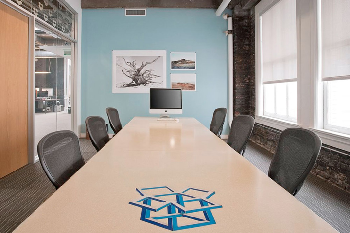 """Dropbox office interior """