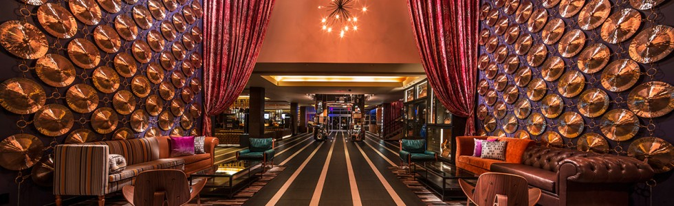 """Hard Rock Hotel in Palm Springs"""