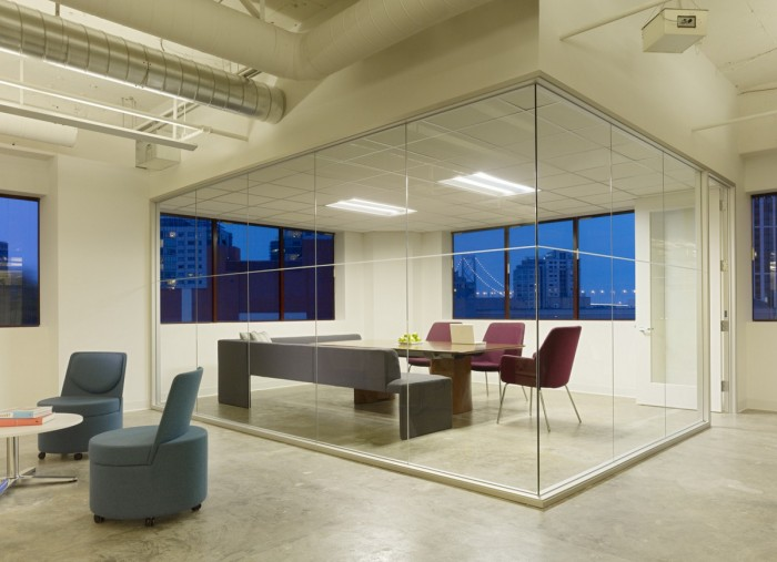 """ Offices renovation by IA Interior Architects""  Office renovation: Young & Rubican by IA Interior Architects 5 Young and Rubicam by IA Interior Arch San Francisco USA"