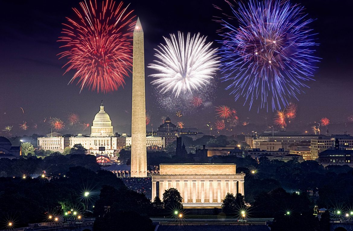"""Best cities to watch 4th July firework"""
