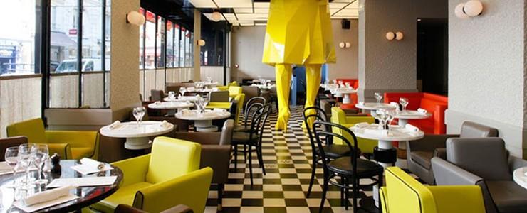 """""""Restaurant Color Schemes"""""""