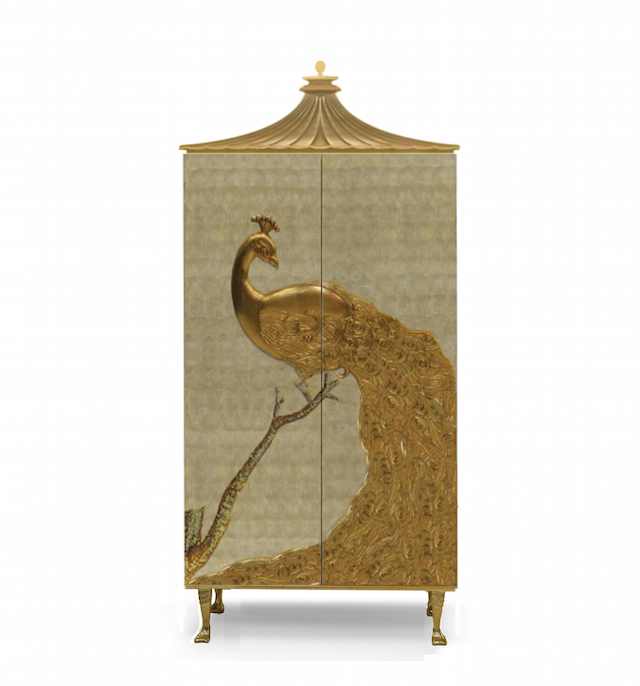 High Point Market 2015: 10 New Products You Must See camilia armoire by koket