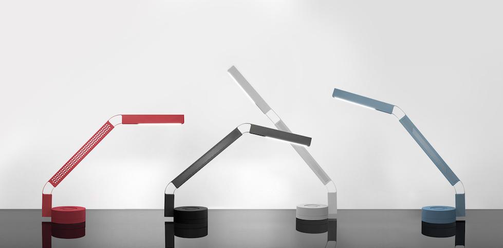 A Sleek Desk Lamp by San Francisco-based Fade Studio FADEfamily