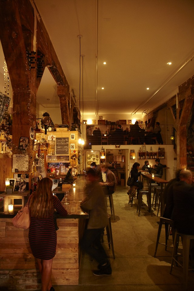 San Francisco's Top Wine Bars To Check Out In 2015 3