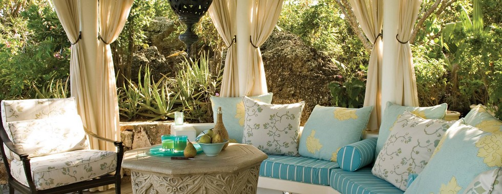 Summer inspirations: the Best Outdoor Fabric Looks Summer inspirations the Best Outdoor Fabric Looks