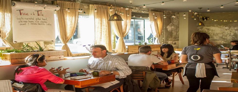 Top 5 Restaurants in San Francisco Top 5 Restaurants in San Francisco5