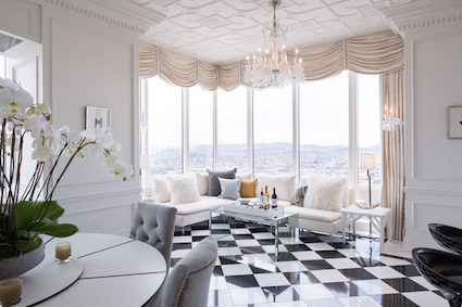 An Opulently Redesigned Penthouse at Millennium Tower_6