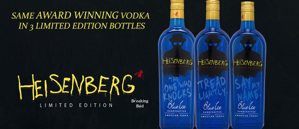 "Special Edition Bottles of ""Breaking Bad"" Heisenberg by Blue Ice heisenberg2"
