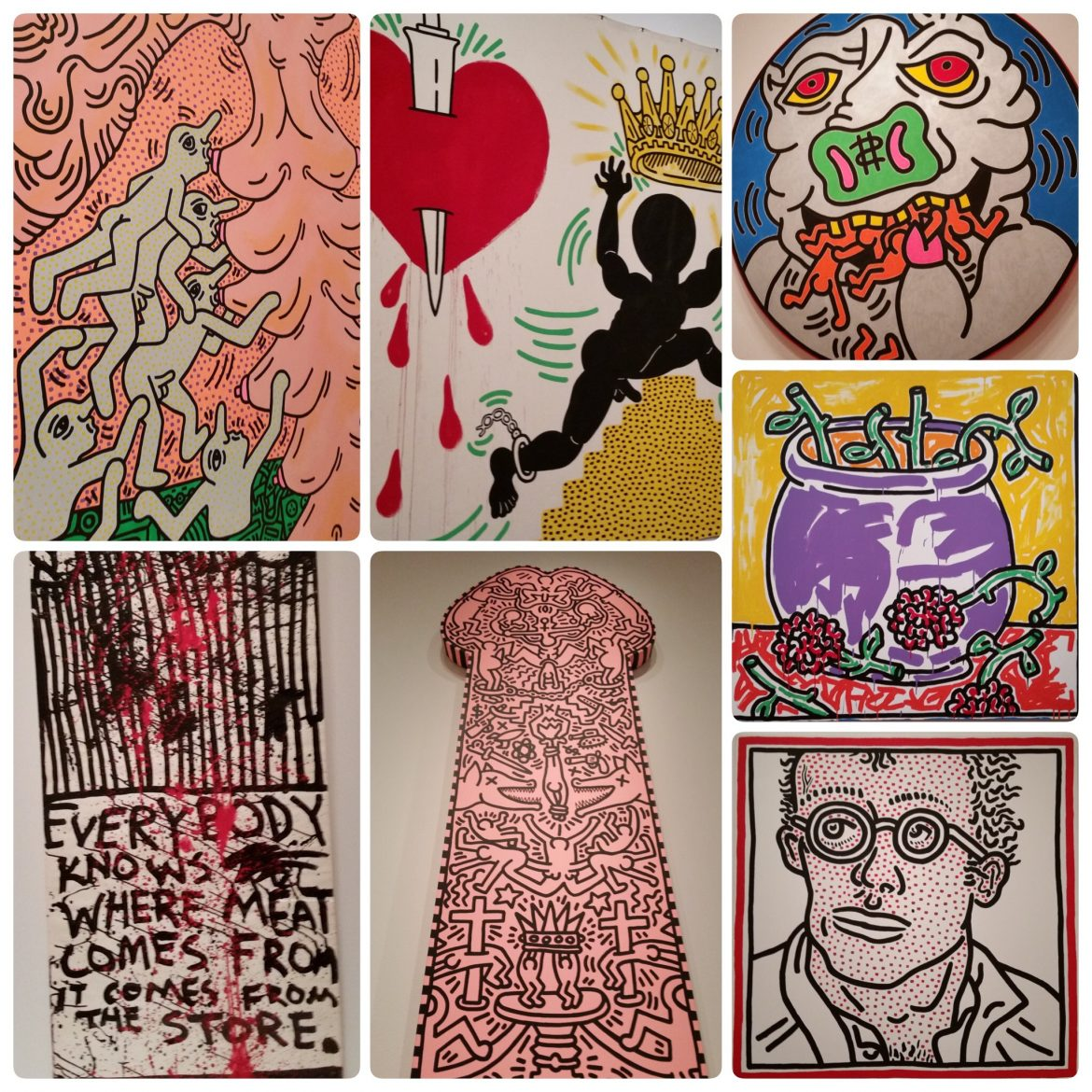 Keith Haring: The Political Line  Keith Haring: The Political Line image4