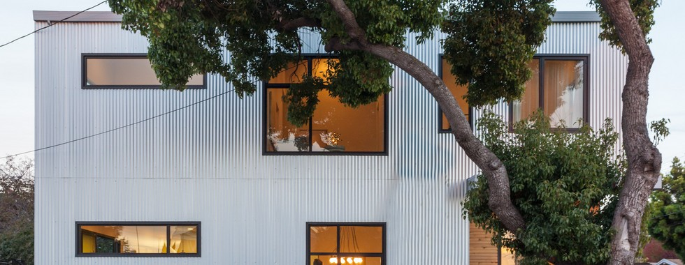 Valley Street house, by Baran Studio Architecture Valley Street house by Baran Studio Architecture