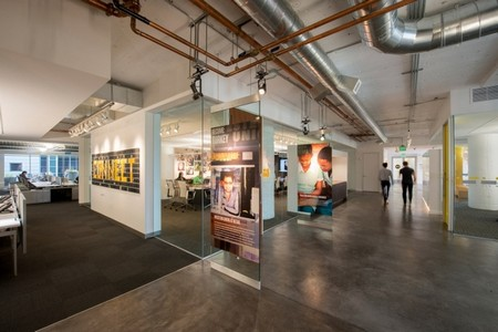 13 Western Union Offices by FENNIE+MEHL Architects, San Francisco – California