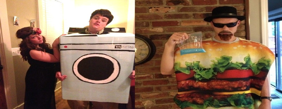 featured image 15 punny Halloween costumes so groan-worthy, you might just wear them