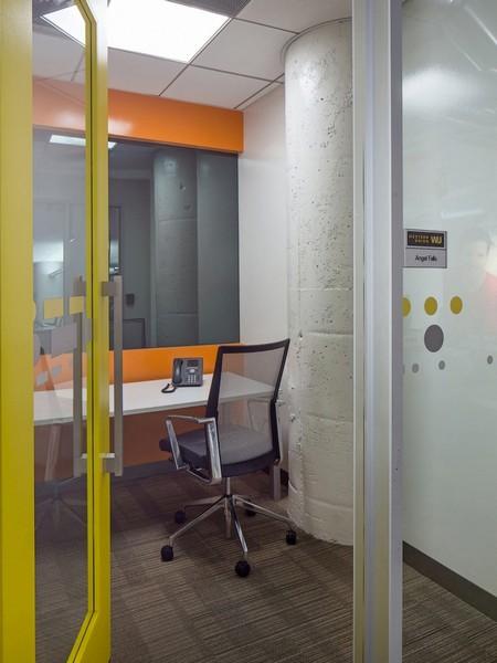 8 Western Union Offices by FENNIE+MEHL Architects, San Francisco – California