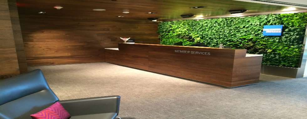 American Express Centurion Lounge by Big Red Rooster American Express Centurion Lounge by Big Red Rooster 8