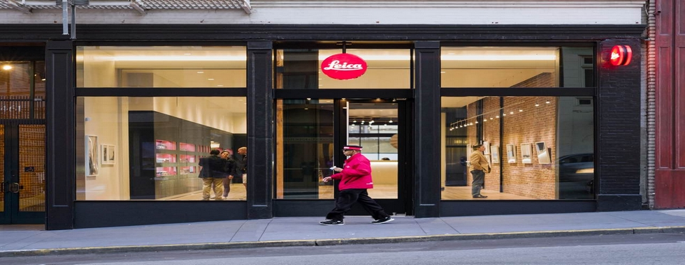 WZ Architecture: Leica Store at San Francisco WZ Architecture Leica Store at San Francisco9