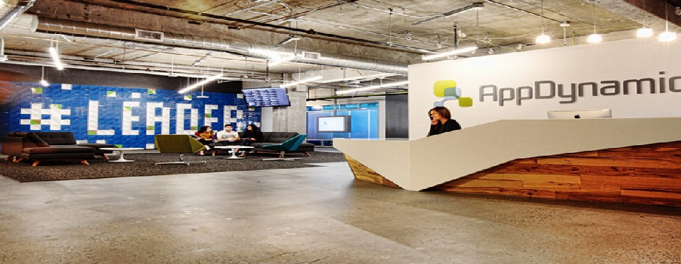 featured image New office for AppDynamics, by FENNIE+MEHL Architects