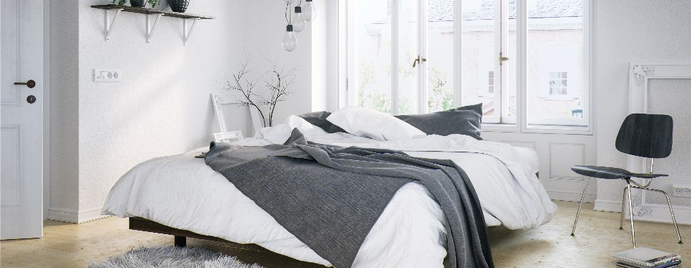 HOME DECOR IDEAS: HOW TO GET A PERFECT SCANDINAVIAN BEDROOM